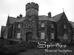 Vane Tempest Hall Ghost Hunt North East England Spiritus Paranormal