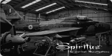 North East Aircraft Museum Ghost Hunt North East England Spiritus Paranormal