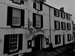 Schooner Hotel Ghost Hunt Alnmouth Northumberland North East England Spiritus Paranormal
